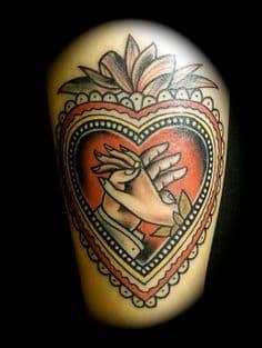 Heart Tattoo 2
