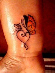 Heart Tattoo 24