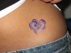 Heart Tattoo 26