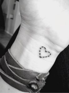 Heart Tattoo 27