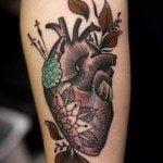 Heart tattoos designs heart nipple tattoo sacred heart for Nipple tattoo heart