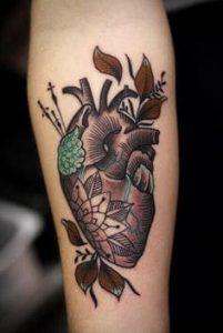 Heart Tattoo 3