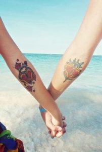 Heart Tattoo 34