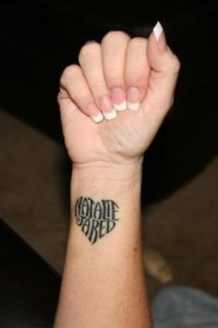 Heart Tattoo 36