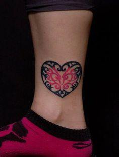 Heart Tattoo 38