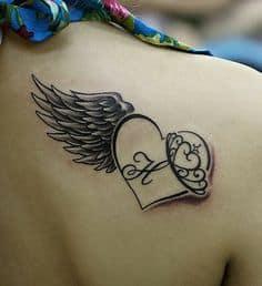 Heart Tattoo 39