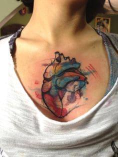 Heart Tattoo 4