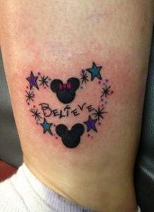 Heart Tattoo 6