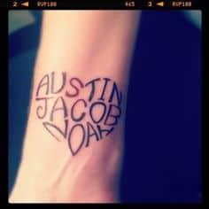 Heart Tattoo 7