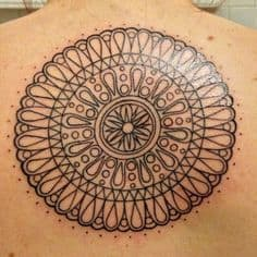Mandala tattoo meaning 3 - Mandalas signification formes ...