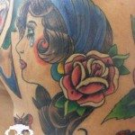 New Jersey Tattoo Artist Lou Morgue 3