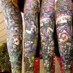 New Jersey Tattoo Artist Shawn Berhman 2
