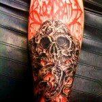 New Jersey Tattoo Artist Shawn Berhman 4