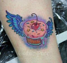 New School Tattoo 22