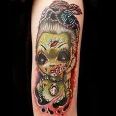 New School Tattoo 23