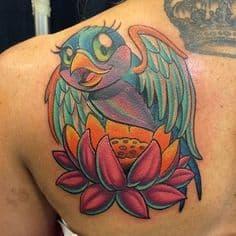 New School Tattoo 36