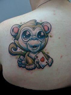 New School Tattoo 41