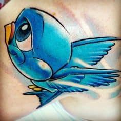 New School Tattoo 43