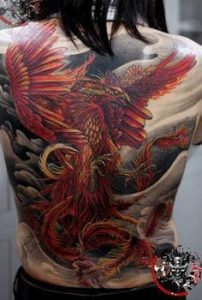 Phoenix Tattoo Meaning Ideas Amp Designs Sleeve