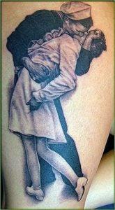Pinup Girl Tattoo 32