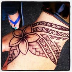 Polynesian tattoo meaning 20 best artists top shops for Polynesian tattoo near me
