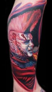 Portrait tattoo 102 best artists top shops for Best tattoo shops in bakersfield ca