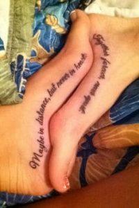 Sister Tattoo Ideas 1