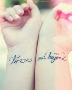 Sister Tattoo Ideas 23