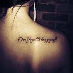 Tattoo Quote 3