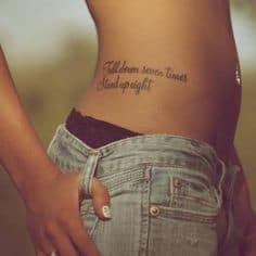 Tattoo Quote 31