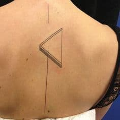 Triangle Tattoo Meaning 42