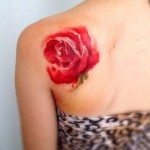 Watercolor Tattoo (12)