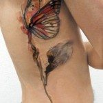 Watercolor Tattoo (4)