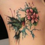 Watercolor Tattoo (42)