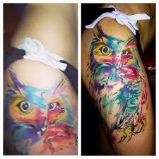 Watercolor Tattoo Artists (24) – Tattoo SEO
