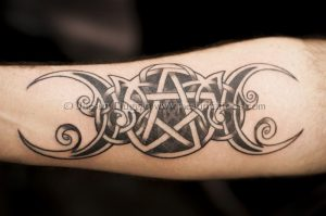 Image Triple Goddess Tattoo Download