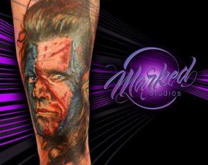 Stingray tattoo reno vaka