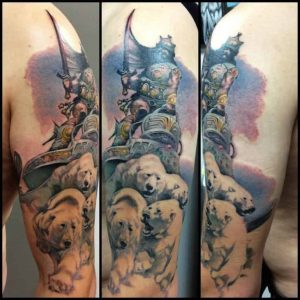 Best tattoo artists in toronto top shops studios for Tattoo shops toronto