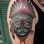 Baltimore Tattoo Artist Dave Wah 3