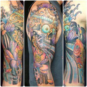 tattoo studios with the best geometric tattoos joy