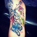Nashville Tattoo Artist Tai Orten 6