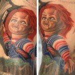New York Tattoo Artist Jay Blondel 1