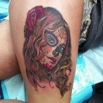 Richmond Tattoo Artist Clutch Tattoo 2