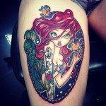 Richmond Tattoo Artist Clutch Tattoo 3