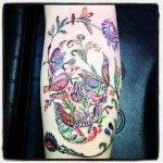 Richmond Tattoo Artist Clutch Tattoo 4