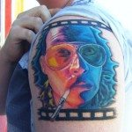Chicago Tattoo Artist David Presley 2