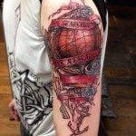 Chicago Tattoo Artist Justin Tauch 1