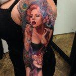Lewisville Tattoo Artist Rember Orellana 1