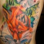 Los Angeles Tattoo Artist Jorrell 1