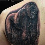 Los Angeles Tattoo Artist Mike DeVries 3
